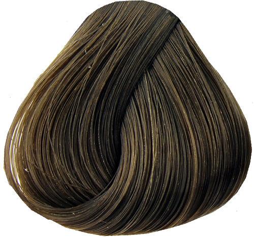 Темно-русый цвет волос